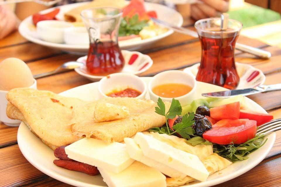 Ramazan'da tok tutan besinler 1