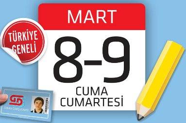 8-9 Mart 2013 Güvender YGS Sınavı Cevap Anahtarı 1