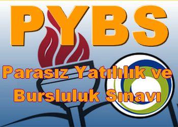 6. Sınıf PYBS - Bursluluk Cevap Anahtarı - 9 Haziran 2013 1