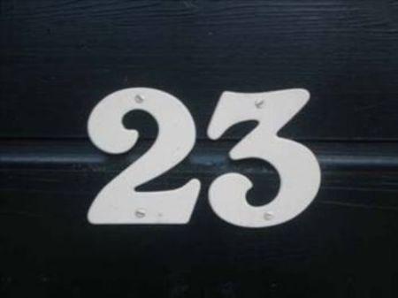 23 sayısının sırrı 16