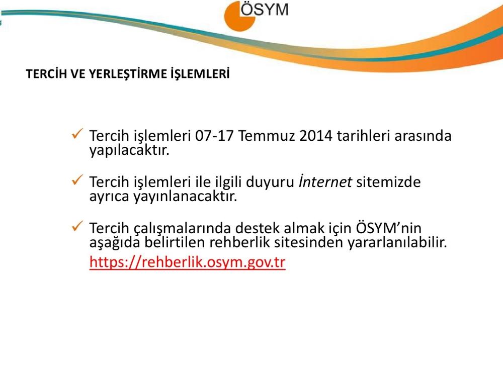 2014 LYS Sayısal Bilgiler 2. Bölüm 15