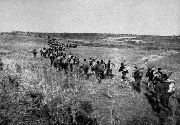 1. Dünya Savaşı'ndan ilk kez yayınlanan kareler 1