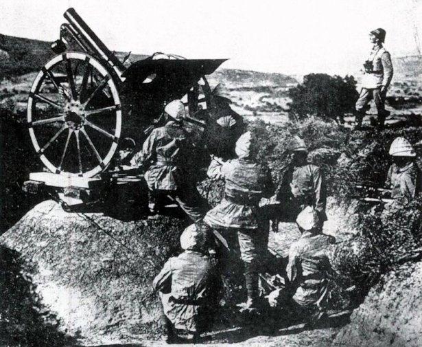 1. Dünya Savaşı'ndan ilk kez yayınlanan kareler 10