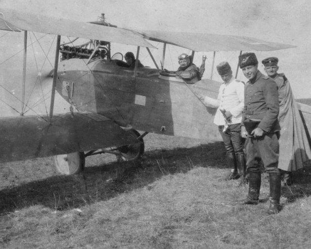 1. Dünya Savaşı'ndan ilk kez yayınlanan kareler 11