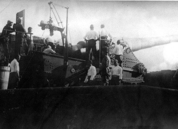 1. Dünya Savaşı'ndan ilk kez yayınlanan kareler 13