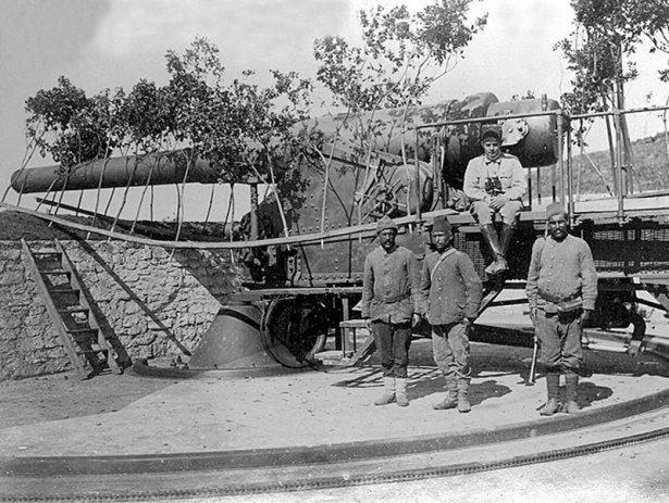 1. Dünya Savaşı'ndan ilk kez yayınlanan kareler 15