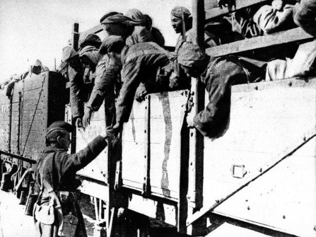 1. Dünya Savaşı'ndan ilk kez yayınlanan kareler 2
