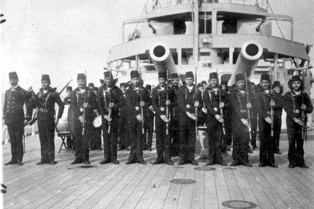 1. Dünya Savaşı'ndan ilk kez yayınlanan kareler 6