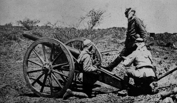 1. Dünya Savaşı'ndan ilk kez yayınlanan kareler 8