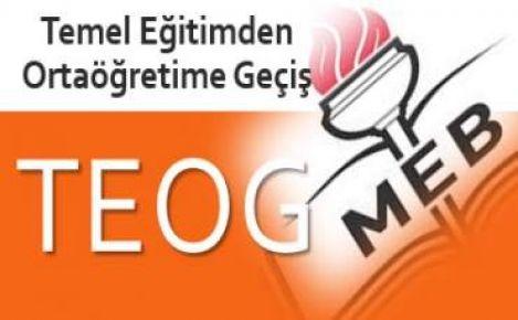 26 Kasım TEOG Soru ve Cevapları - Türkçe Matematik Din Kültürü 6