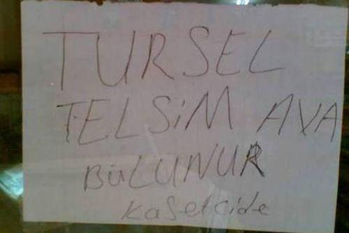 Türkiye'den komik ilanlar 15