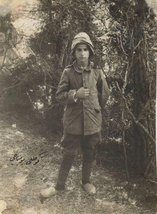 TSK arşivinden 'Çanakkale Zaferi' fotoğrafları 1