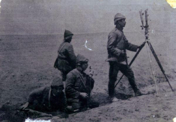 TSK arşivinden 'Çanakkale Zaferi' fotoğrafları 15