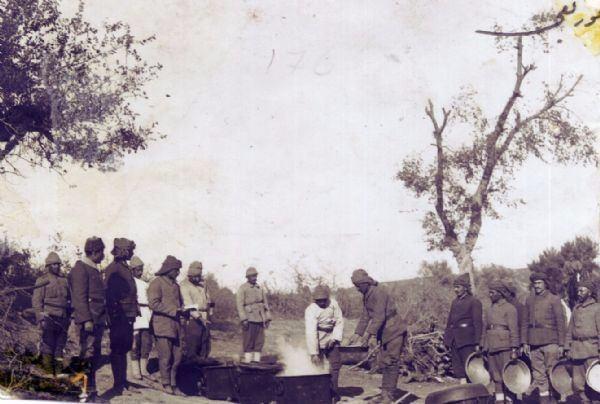 TSK arşivinden 'Çanakkale Zaferi' fotoğrafları 16