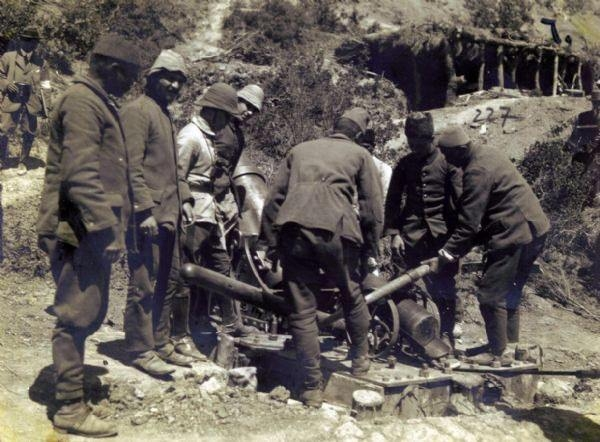 TSK arşivinden 'Çanakkale Zaferi' fotoğrafları 17
