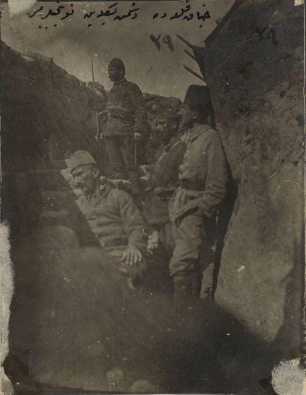 TSK arşivinden 'Çanakkale Zaferi' fotoğrafları 4