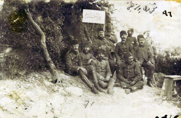 TSK arşivinden 'Çanakkale Zaferi' fotoğrafları 7