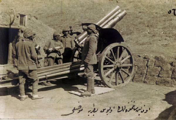 TSK arşivinden 'Çanakkale Zaferi' fotoğrafları 8