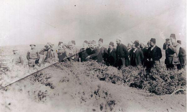 TSK arşivinden 'Çanakkale Zaferi' fotoğrafları 9