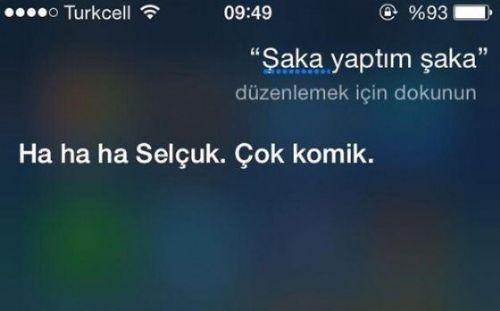 Türkçe Siri'den seçmeler... 11