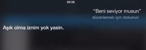 Türkçe Siri'den seçmeler... 5