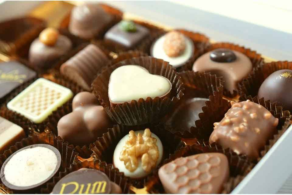Çikolata Yemeniz İçin 10 Sebep 2
