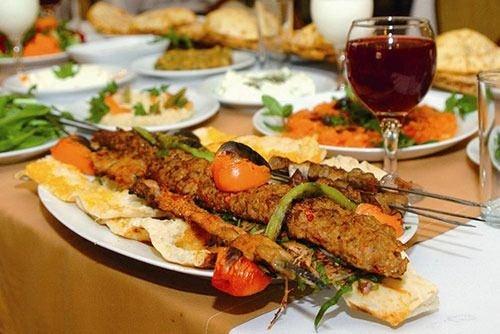 Türkiye'nin en lezzetli kebapları 11