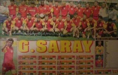 İşte Galatasaray'ın tüm şampiyonlukları 11