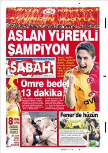 İşte Galatasaray'ın tüm şampiyonlukları 16