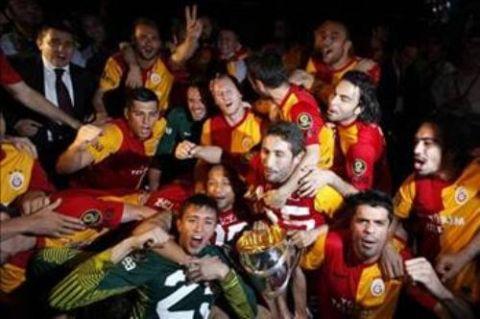 İşte Galatasaray'ın tüm şampiyonlukları 18