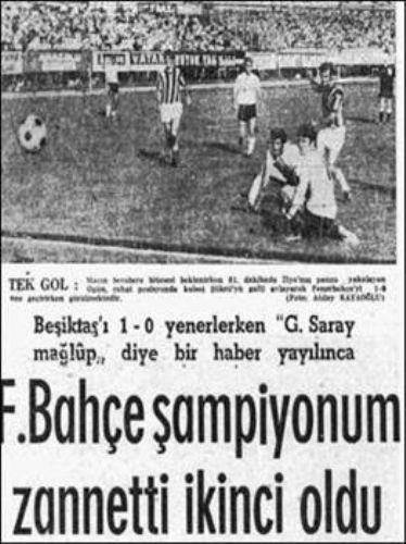 İşte Galatasaray'ın tüm şampiyonlukları 4