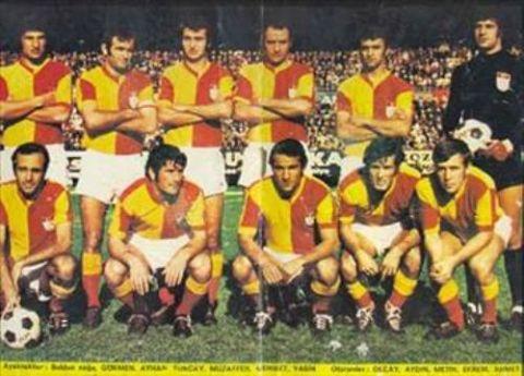 İşte Galatasaray'ın tüm şampiyonlukları 5