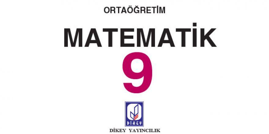 9. Sınıf Matematik 2. Ünite Sonu Ölçme Değerlendirme Soru Cevapları