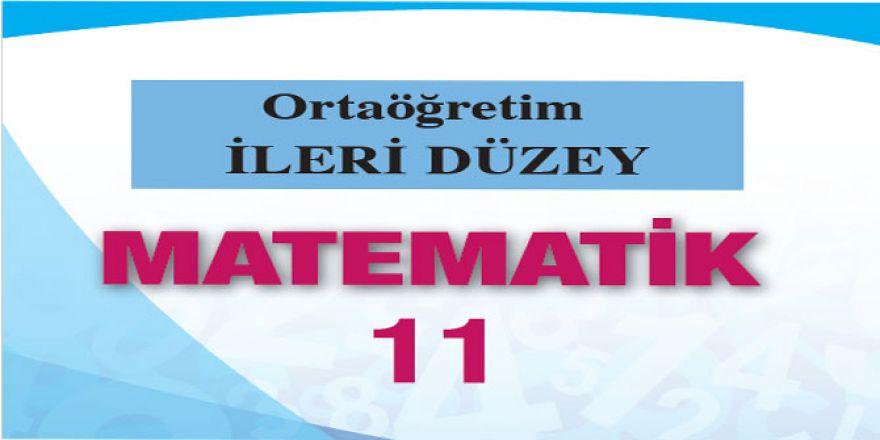 11. Sınıf Matematik Sayfa 108-109 Cevapları