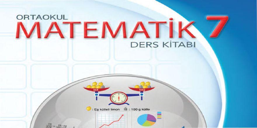 7. Sınıf Matematik Gizem Yayınları Ders Kitabı 1 Ünite Değerlendirme