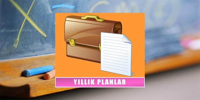 4. Sınıf Türkçe Dersi Yıllık Planı