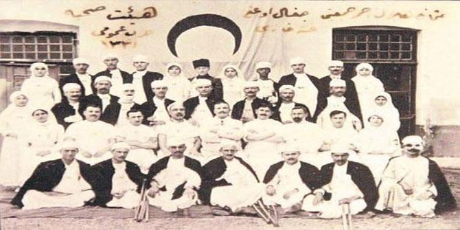 1915'li Tıbbiyeliler Çanakkale'de şehit düştü