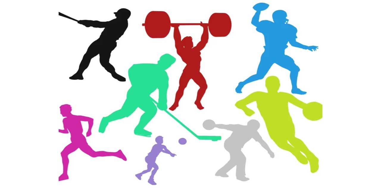 Spor yaparken renklere dikkat