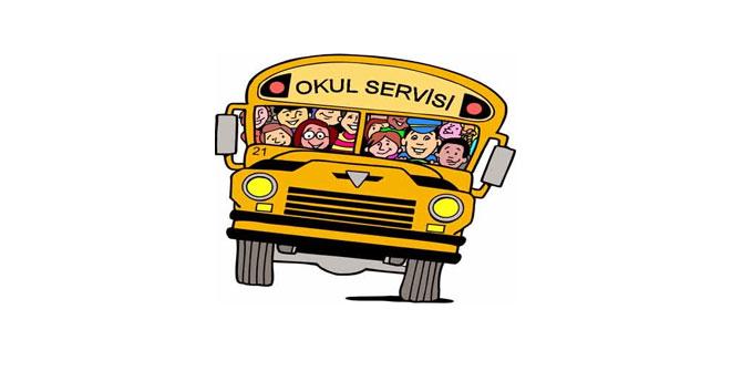 Okul servisleriyle 'az hizmete az ücret'