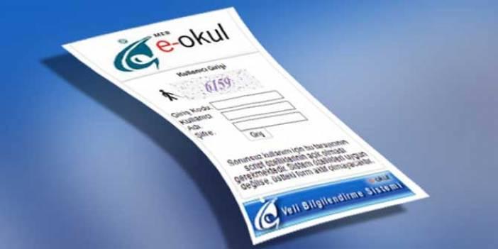 E-okul veli bilgilendirme sistemi 2015 sınav sonucu sorgulama