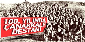 Fotoğraflarla 'Çanakkale Destanı'