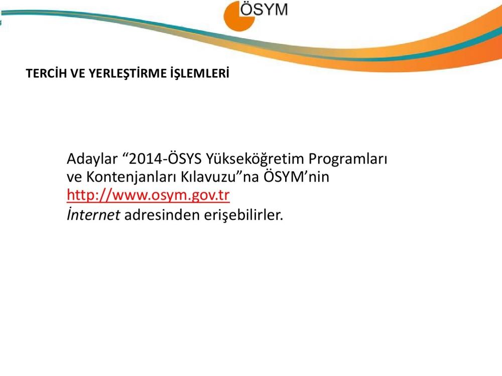 2014 LYS Sayısal Bilgiler 2. Bölüm 14