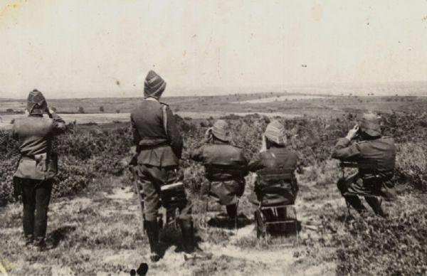TSK arşivinden 'Çanakkale Zaferi' fotoğrafları 11