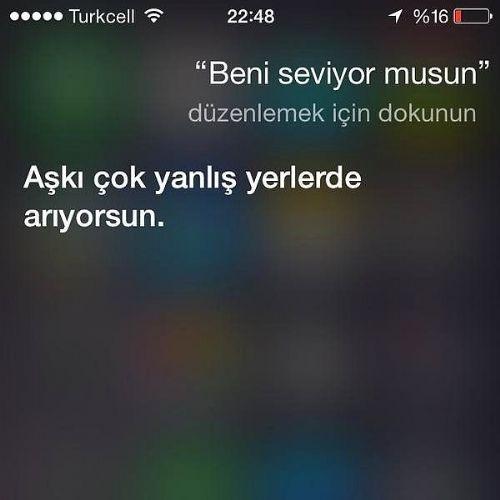 Türkçe Siri'den seçmeler... 12