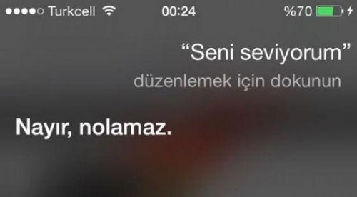 Türkçe Siri'den seçmeler... 2