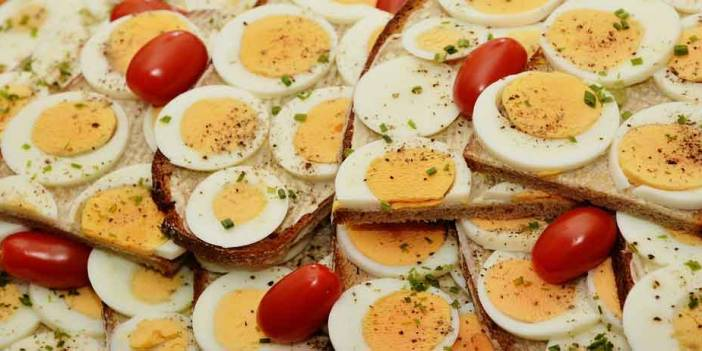 Gözünüz için faydalı yiyecekler