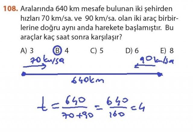 9. Sınıf Meb Matematik Sayfa 184-194 Cevapları 108