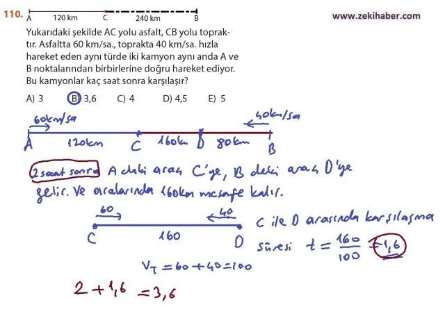 9. Sınıf Meb Matematik Sayfa 184-194 Cevapları 110