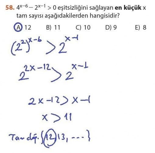9. Sınıf Meb Matematik Sayfa 184-194 Cevapları 58