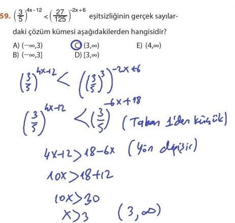 9. Sınıf Meb Matematik Sayfa 184-194 Cevapları 59